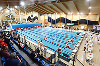 Picture by Richard Blaxall/SWpix.com - 14/04/2018 - Swimming - EFDS National Junior Para Swimming Champs - The Quays, Southampton, England - A general view of the venue