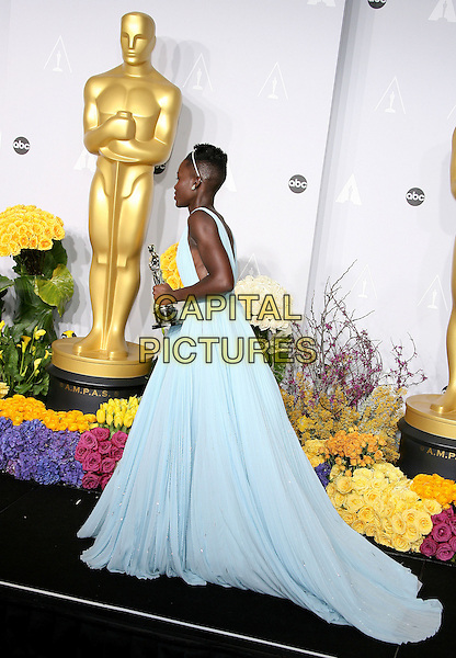 02 March 2014 - Hollywood, California - Lupita Nyong'o. 86th Annual Academy Awards held at the Dolby Theatre at Hollywood &amp; Highland Center. <br /> CAP/ADM<br /> &copy;AdMedia/Capital Pictures