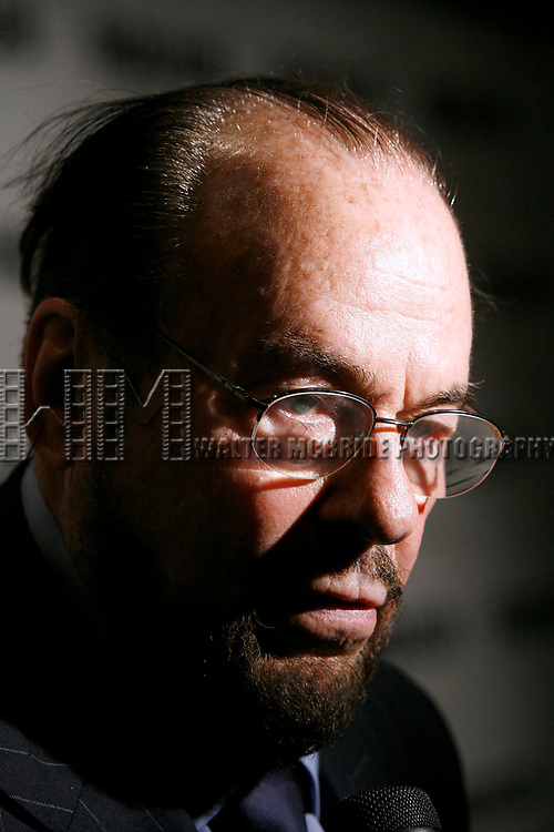 James Lipton attending the EQUUS Opening Night Performance After Party at Pier 60 at the Chelsea Piers in New York City.<br />September 25, 2008