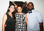 Haroula Rose, Melonie Diaz and Gerard McMurray Attend The Weinstein Company Presents a Special Ccreening of FRUITVALE STATION Held at the MOMA, NY