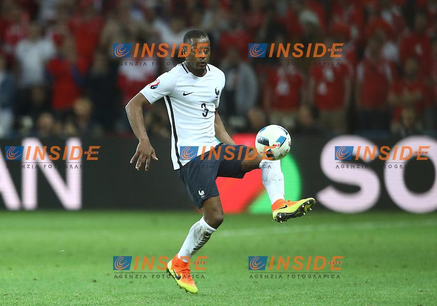 Patrice Evra France<br /> Lille 19-06-2016 Stade Pierre Mauroy Footballl Euro2016 Switzerland - France  / Svizzera - Francia Group Stage Group A. Foto Matteo Ciambelli / Insidefoto