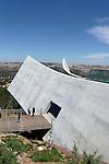 Israel, Jerusalem, Yad Vashem, the new Holocaust History Museum 2005<br />