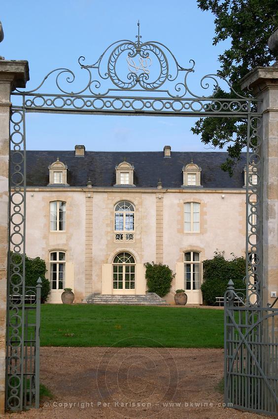 Chateau Reignac, Bordeaux, France
