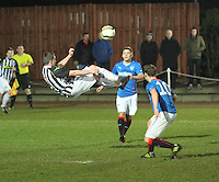 Rangers v St Mirren Under 20's 040214