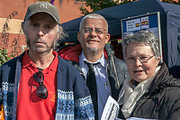 CPGB-ML Wigan Festival Sept 2017