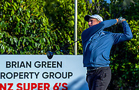 Nick Voke. Day one of the Jennian Homes Charles Tour / Brian Green Property Group New Zealand Super 6's at Manawatu Golf Club in Palmerston North, New Zealand on Thursday, 5 March 2020. Photo: Dave Lintott / lintottphoto.co.nz