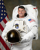 Houston, TX - (FILE) -- Portrait of Astronaut Robert S. (Shane) Kimbrough, mission specialist, STS-126, dated April 7, 2008.  Kimbrough is scheduled for launch aboard Space Shuttle Endeavour on Friday, November 14, 2008.  The 15-day flight will deliver equipment and supplies to the space station in preparation for expansion from a three- to six-person resident crew aboard the complex. The mission will include four spacewalks to service the station?s Solar Alpha Rotary Joints..Credit: NASA via CNP