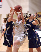 Greenwood vs. Bentonville girls basketball game