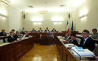 20130909 ROMA-POLITICA: LA GIUNTA PER LE ELEZIONI DEL SENATO DISCUTE SULLA DECADENZA DI BERLUSCONI