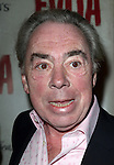 Andrew Lloyd Webber.attending the Broadway Opening Night Performance of 'EVITA' at the Marquis Theatre in New York City on 4/6/2012