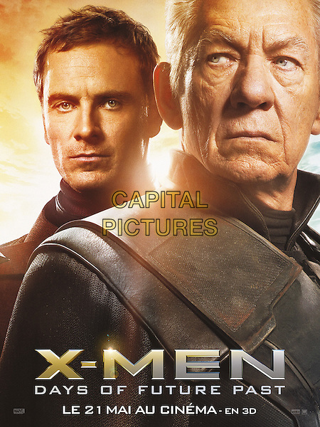 FRENCH POSTER ART<br /> in X-Men: Days of Future Past (2014) <br /> *Filmstill - Editorial Use Only*<br /> CAP/NFS<br /> Image supplied by Capital Pictures