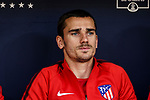 Antoine Griezmann of Atletico de Madrid during the La Liga match between Atletico Madrid and Eibar at Wanda Metropolitano Stadium on May 20, 2018 in Madrid, Spain. Photo by Diego Souto / Power Sport Images