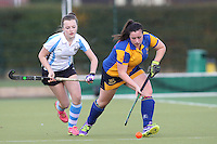 Upminster HC Ladies 2nd XI vs Braintree HC Ladies 22-10-16