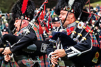 Pipers Braemar Gathering