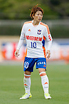 Megumi Kamionobe (Albirex Ladies), APRIL 15, 2017 - Football / Soccer : Plenus Nadeshiko League Cup 2017 Division 1 match between NTV Beleza 2-0 Niigata Albirex Ladies at Tama City Athletic Stadium in Tokyo, Japan. (Photo by Yusuke Nakanishi/AFLO)