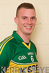 Kieran Hurley member of the Kerry U-21 panel 2012