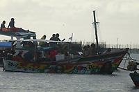 Viagem a ilha de Maiandeua, conhecida como Algodoal.