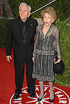 Kirk Douglas & Anne Buydens attends The 2010 Vanity Fair Oscar Party held at The Sunset Tower Hotel in West Hollywood, California on March 07,2010                                                                                       © 2010 DVS / RockinExposures..