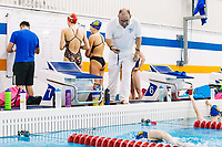 Picture by Rogan Thomson/SWpix.com - 08/12/2017 - Swimming - Team Bath Karen Bowen Feature -  Bath University, Bath, England - General View as members of Team Bath AS train.