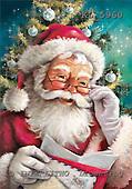 Interlitho, CHRISTMAS SANTA, SNOWMAN, paintings+++++,santa,picture,list,KL5960,#x# Weihnachtsmänner, Papá Noel, Weihnachten, Navidad, illustrations, pinturas klassisch, clásico ,Simonetta,itdp