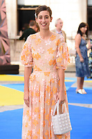 Laura Jackson<br /> arriving for the Royal Academy of Arts Summer Exhibition 2018 opening party, London<br /> <br /> ©Ash Knotek  D3406  06/06/2018