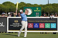 Lee Westwood (ENG) on the 10th, round 2 of the Portugal Masters, Dom Pedro Victoria Golf Course, Vilamoura, Vilamoura, Portugal. 25/10/2019<br /> Picture Andy Crook / Golffile.ie<br /> <br /> All photo usage must carry mandatory copyright credit (© Golffile | Andy Crook)