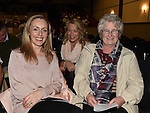 Annmarie, Ruth and Mary Anne Btrne pictured at the classical concert in the Bohemian Centre Ardee.