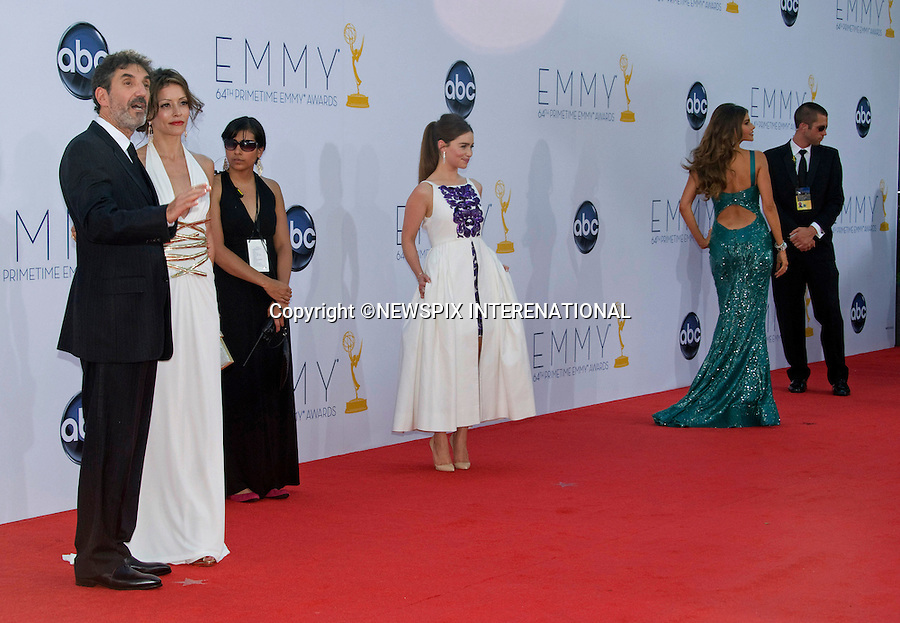 """64TH PRIME TIME EMMY AWARDS.Nokia Theatre Live, Los Angelees_23/09/2012.Mandatory Credit Photo: ©Dias/NEWSPIX INTERNATIONAL..**ALL FEES PAYABLE TO: """"NEWSPIX INTERNATIONAL""""**..IMMEDIATE CONFIRMATION OF USAGE REQUIRED:.Newspix International, 31 Chinnery Hill, Bishop's Stortford, ENGLAND CM23 3PS.Tel:+441279 324672  ; Fax: +441279656877.Mobile:  07775681153.e-mail: info@newspixinternational.co.uk"""
