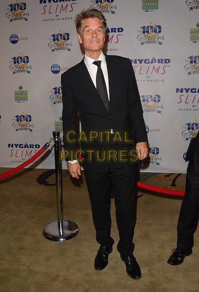 02 March 2014 - Beverly Hills, California - Harry Hamlin .  24th Annual Night of 100 Stars Oscar Viewing Party celebrating the 86th Annual Academy Awards held at the Beverly Hills Hotel.  <br /> CAP/ADM/BT<br /> &copy;Birdie Thompson/AdMedia/Capital Pictures