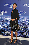 WEST HOLLYWOOD, CA. - November 02: Angela Lindvall arrives at Jimmy Choo For H&M at a private residence on November 2, 2009 in West Hollywood, California.. .