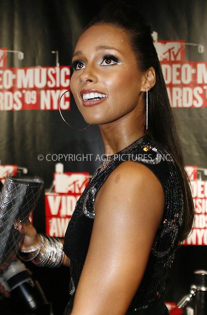 WWW.ACEPIXS.COM . . . . .  ....September 13 2009, New York City....Musician Alicia Keys outside the 2009 MTV Video Music Awards at Radio City Music Hall on September 13 2009 in New York City.....Please byline: NANCY RIVERA- ACE PICTURES.... *** ***..Ace Pictures, Inc:  ..tel: (212) 243 8787 or (646) 769 0430..e-mail: info@acepixs.com..web: http://www.acepixs.com