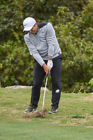 Francesco Molinari (ITA) hits his approach shot on 2 during day 5 of the WGC Dell Match Play, at the Austin Country Club, Austin, Texas, USA. 3/31/2019.<br /> Picture: Golffile | Ken Murray<br /> <br /> <br /> All photo usage must carry mandatory copyright credit (&copy; Golffile | Ken Murray)