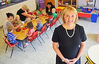Daycare owner Jennifer Holtslag