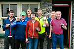 The 2017 Flynn memorial  Rock street Furlong Dash in aid of the Kerry Cork Health link Bus on Monday L-R Johnny Evans, Keith Daly, Darren O'Sullivan, Martin Lacey, Orville Hughes, Pascal Power and Dominic O'Brien
