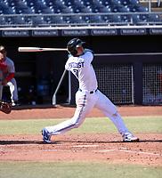 Max Pentecost - Peoria Javelinas - 2017 Arizona Fall League (Bill Mitchell)