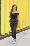 Abbie Holborn at MTV HQ ahead of the premiere of Season 15 of Geordie Shore. London, United Kingdom - Tuesday August 29, 2017