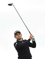 Fabrizio Zanotti (PAR) on the 3rd tee during Round 2 of the 100th Open de France, played at Le Golf National, Guyancourt, Paris, France. 01/07/2016. <br /> Picture: Thos Caffrey | Golffile<br /> <br /> All photos usage must carry mandatory copyright credit   (&copy; Golffile | Thos Caffrey)