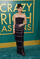 HOLLYWOOD, CA - AUGUST 07:  Michelle Yeoh arrives at the Warner Bros. Pictures' 'Crazy Rich Asians' premiere at the TCL Chinese Theatre IMAX on August 7, 2018 in Hollywood, California.<br /> CAP/ROT/TM<br /> &copy;TM/ROT/Capital Pictures