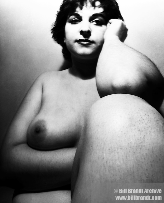 Nude,  London,1953, August