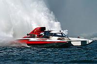 """Bert Henderson, GP-777 """"EMS Steeler"""" (Grand Prix Hydroplane(s)"""