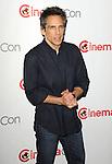 "Ben Stiller at the ""20th Century FOX CinemaCon Photo Op""  held at  Caesar's Palace in Las Vegas, Nevada April 18, 2013"