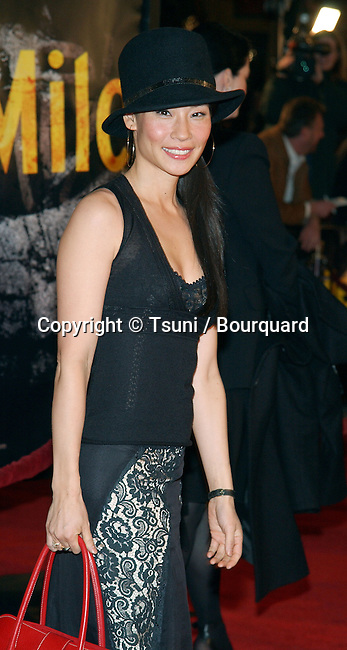 Lucy Liu arriving at the 8 Mile Premiere at the Westwood Village Theatre in Los Angeles. November 6, 2002.           -            LiuLucy141.jpg
