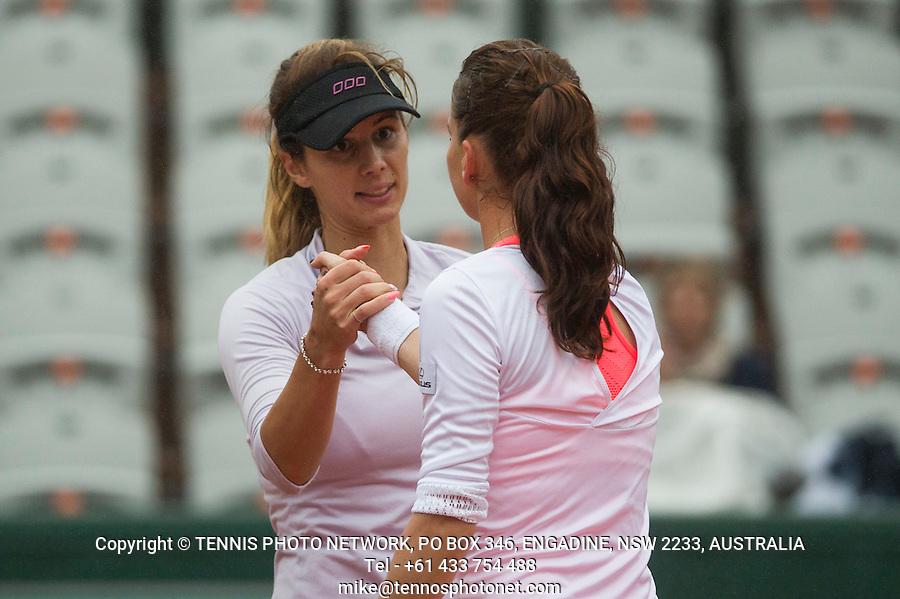 TSVETANA PIRONKOVA (BUL)<br /> <br /> TENNIS - FRENCH OPEN - ROLAND GARROS - ATP - WTA - ITF - GRAND SLAM - CHAMPIONSHIPS - PARIS - FRANCE - 2016  <br /> <br /> <br /> <br /> &copy; TENNIS PHOTO NETWORK