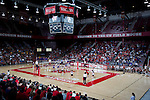 2013 NCAA Volleyball: Kansas at Wisconsin