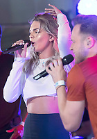 16 June 2017 - London, England - Olly Murs and Louisa Johnson. Live broadcast of the finale of BBC Radio 2's 500 Words creative writing competition held at the Tower of London. Photo Credit: Alpha Press/AdMedia