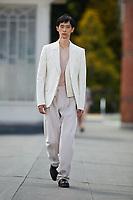 JUL 2020 Ermenegildo Zegna Menswear SS2021