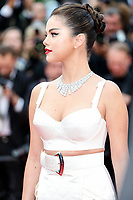 CANNES - MAY 14:  Selena Gomez arrives to the premiere of &quot;THE DEAD DON&rsquo;T DIE <br /> &quot; during the 2019 Cannes Film Festival on May 14, 2019 at Palais des Festivals in Cannes, France. <br /> CAP/MPI/IS/LB<br /> &copy;LB/IS/MPI/Capital Pictures