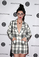 LOS ANGELES, CA - AUGUST 10: Qveen Herby, at Beautycon Festival Los Angeles 2019 - Day 1 at Los Angeles Convention Center in Los Angeles, California on August 10, 2019.  <br /> CAP/MPI/SAD<br /> ©SAD/MPI/Capital Pictures