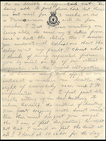 BNPs.co.uk (01202 558833)<br /> Pic: IAALtd/BNPS <br /> <br /> ***Use Full Byline***<br /> <br /> Page twelve of Edward VIII letter. <br /> <br /> A remarkable letter written by controversial monarch Edward VIII that exposes him as an ungrateful, sexist and racist prince has come to light.<br /> The Prince of Wales, who later became the first King to voluntarily abdicate, told of the 'miserable and loathsome' time he was having on a Caribbean cruise.<br /> He visited Barbados in 1920 in what was supposed to be a diplomatic trip of the British Empire but he described the tropical paradise as a 'bum place'.<br /> The Royal reported the local scenery as being 'ugly' and he found the 'coloured population' to be 'revolting'.<br /> The letter is being sold on Saturday in London.