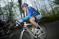 Brabantse Pijl 2012.Leuven-Overijse: 195,7km..Bradley White
